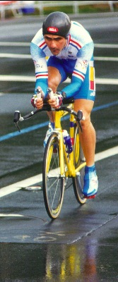 Laurent Jalabert at 1996 Olympic Time Trial